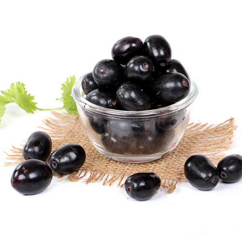 Black Jambun Fruits